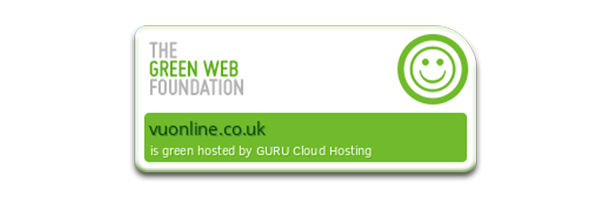 Green Web Foundation hosted website